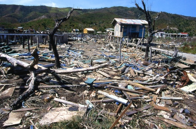 Call for Help: Hurricane Irma's Effect on Haiti and the Dominican Republic