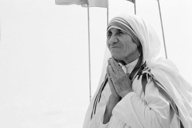How I Met Mother Teresa