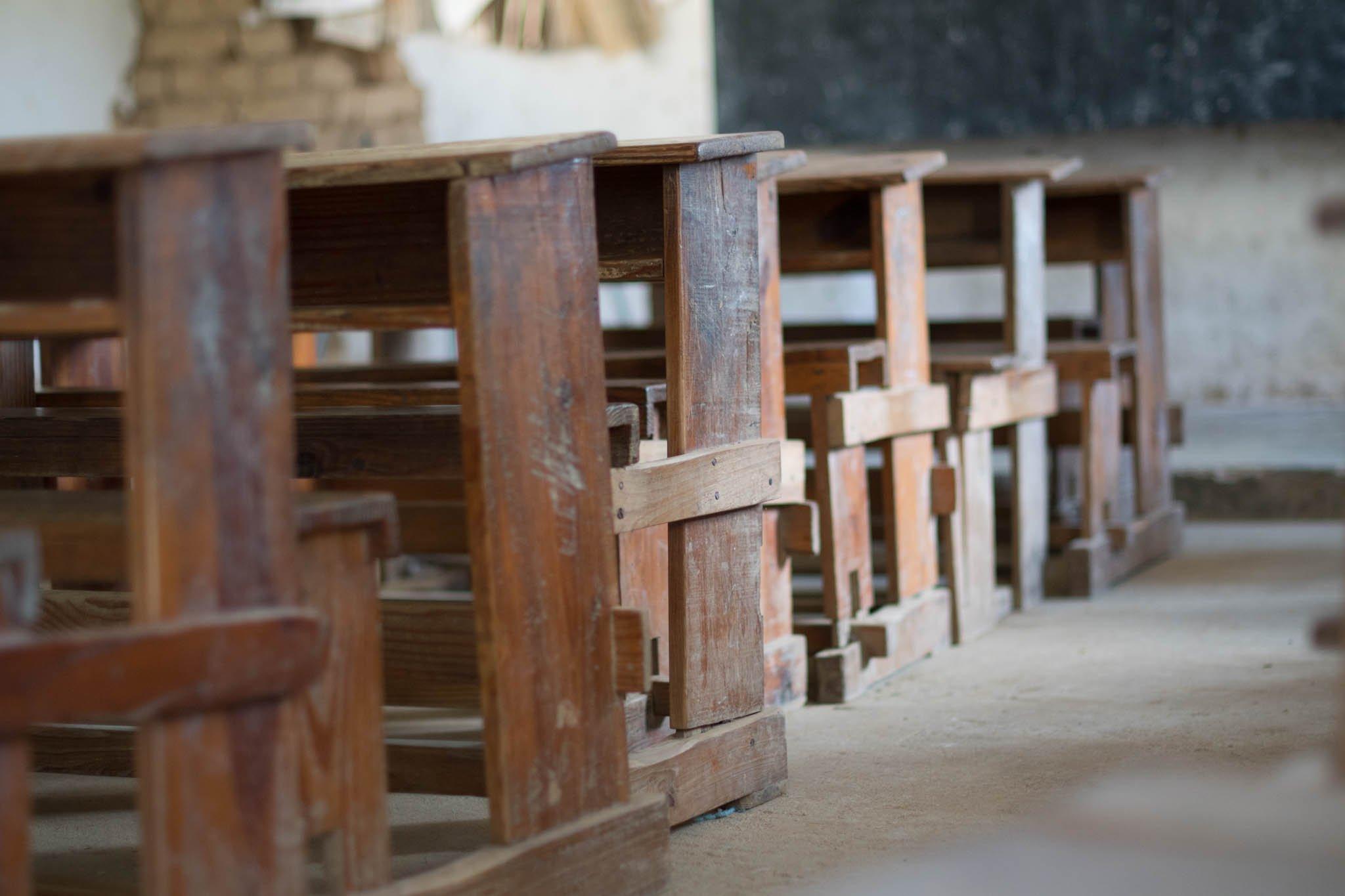Why We Need School Sponsors desks