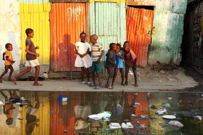 Why Haiti Still Needs Us