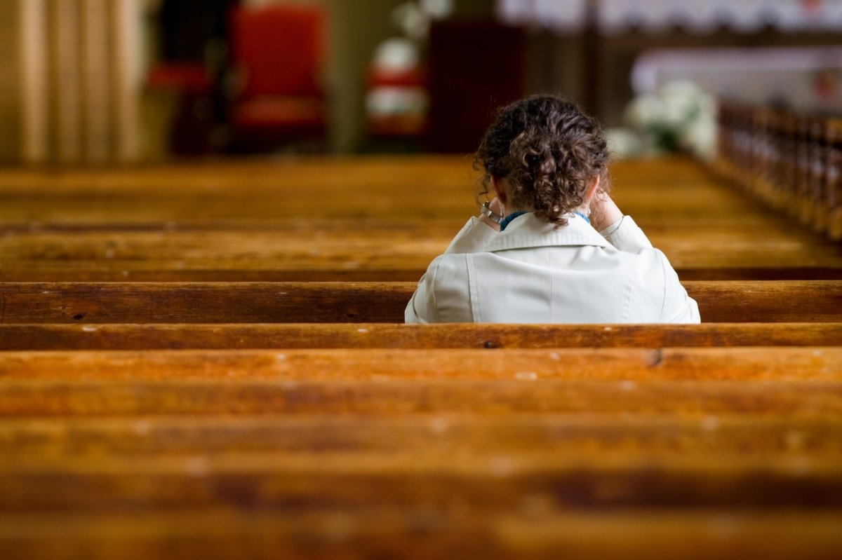 building a habit of daily prayer