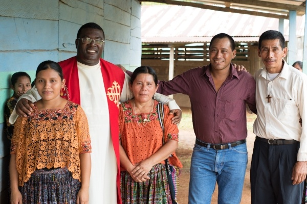 (1) Impact Stories from Missionhurst's Work in Guatemala