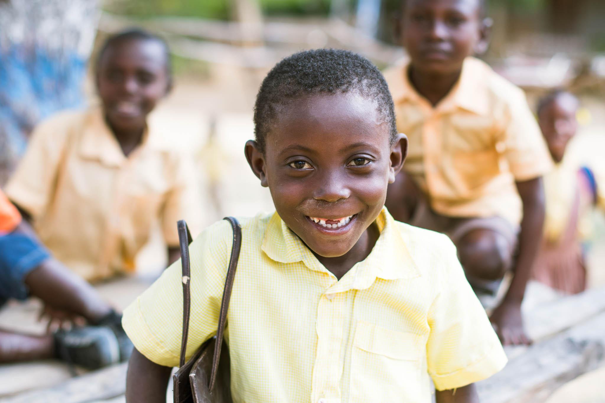How St. Jean Bosco School Changed My Life
