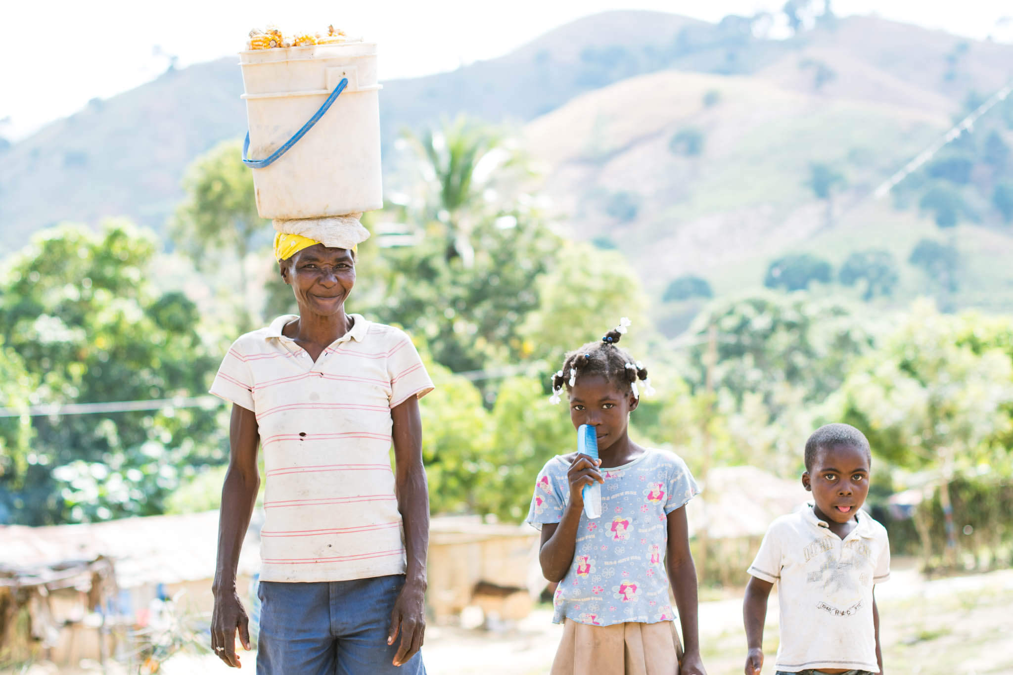 Do You Know What Impact Just $10 Can Have in Haiti?