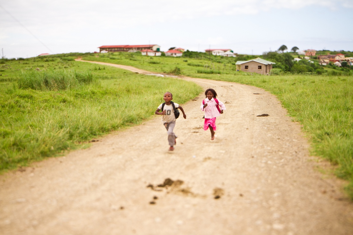 Let the Little Children Come to Me: The Importance of Mission Outreach to Young People
