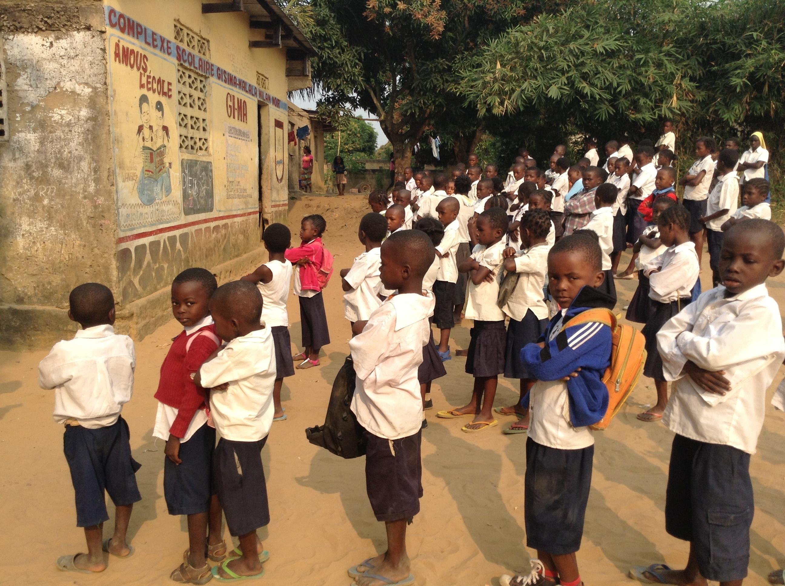 Understanding the Plight of Street Children in the Congo