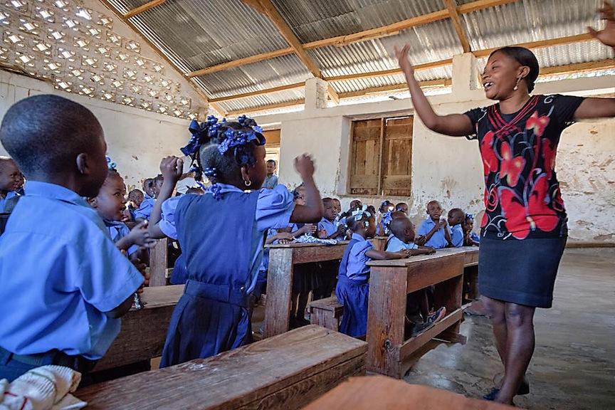 A Passion for Education: Laurette's Story