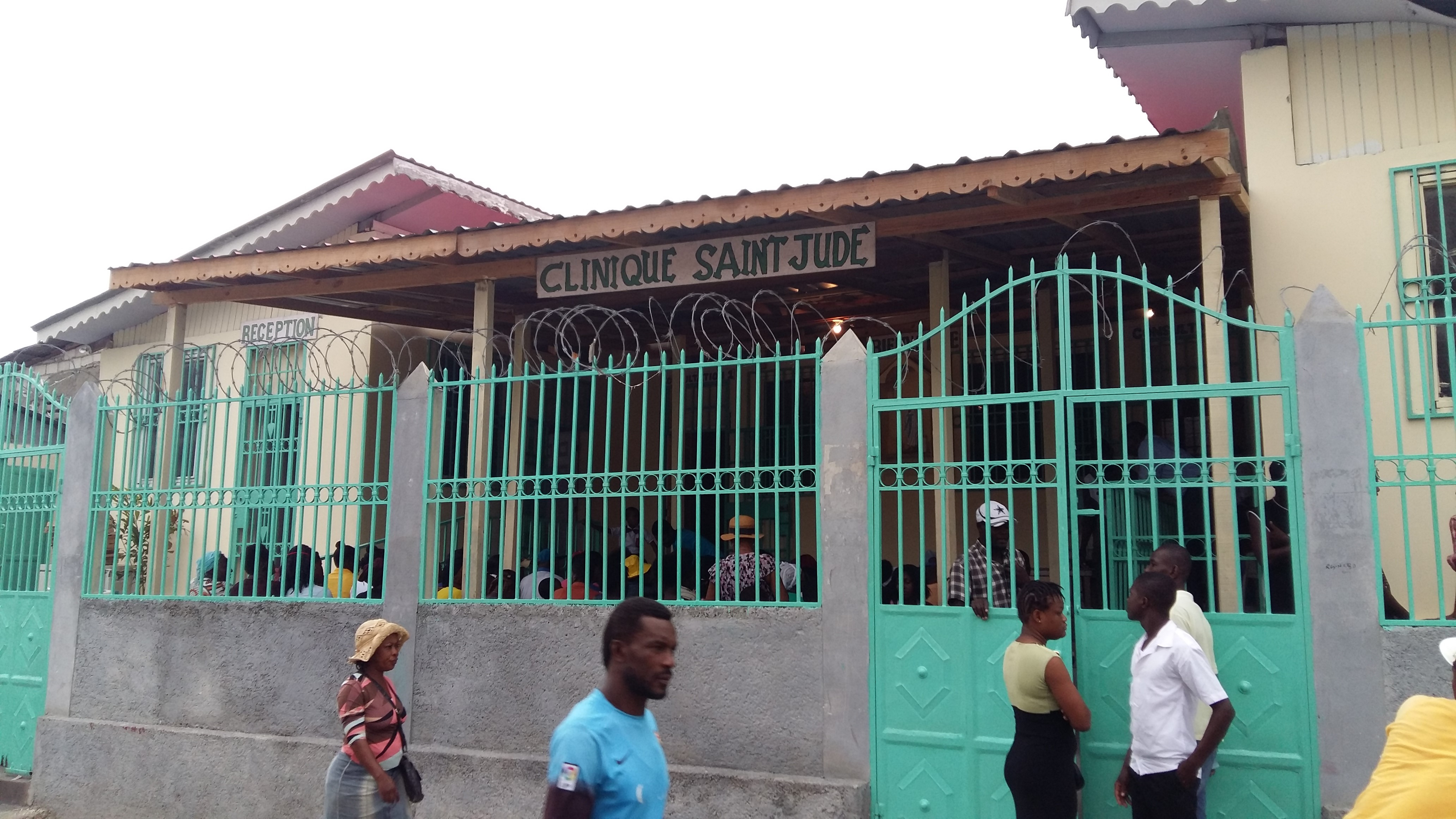 An Education Program Run by Fr. Anaclet and the Saint Jude Clinic Could Address Infant Mortality